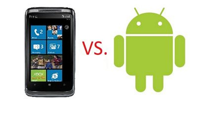 Want to switch from Android to Windows Phone without losing