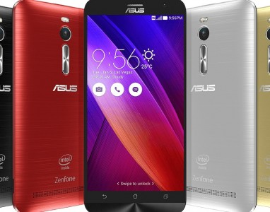 Asus: Novo líder de Taiwan com o ZenFone 2