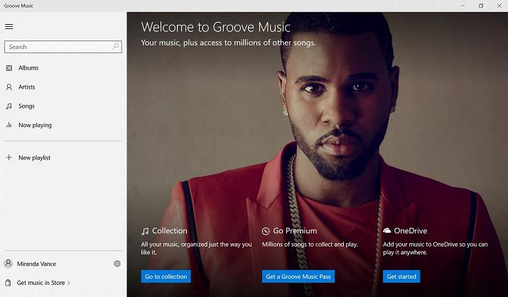 Xbox Music, agora Groove Music