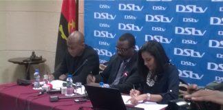 Estrelas DSTV Eutelsat