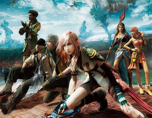 Final_Fantasy_XIII_Cast
