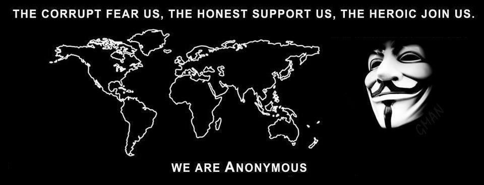 We Are Anonymous - Anonymous