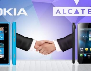Nokia Comprou 79% da Alcatel