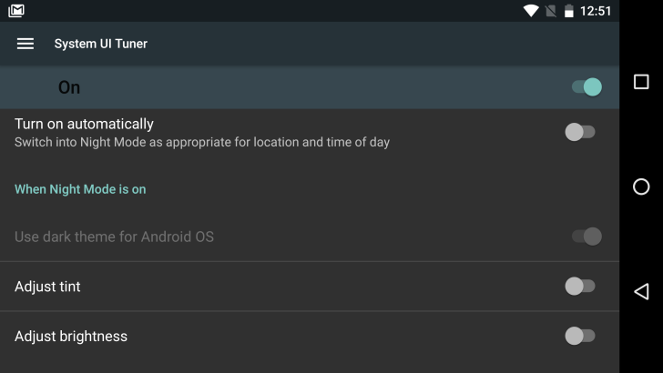 Androidn-n-ajustes