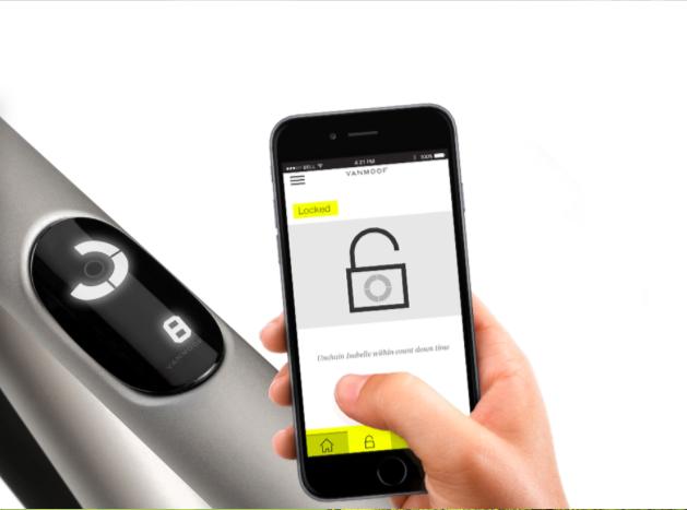 VanMoof Electrified-S-App-Aplicativo