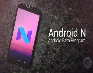 Android N foi oficialmente apresentado