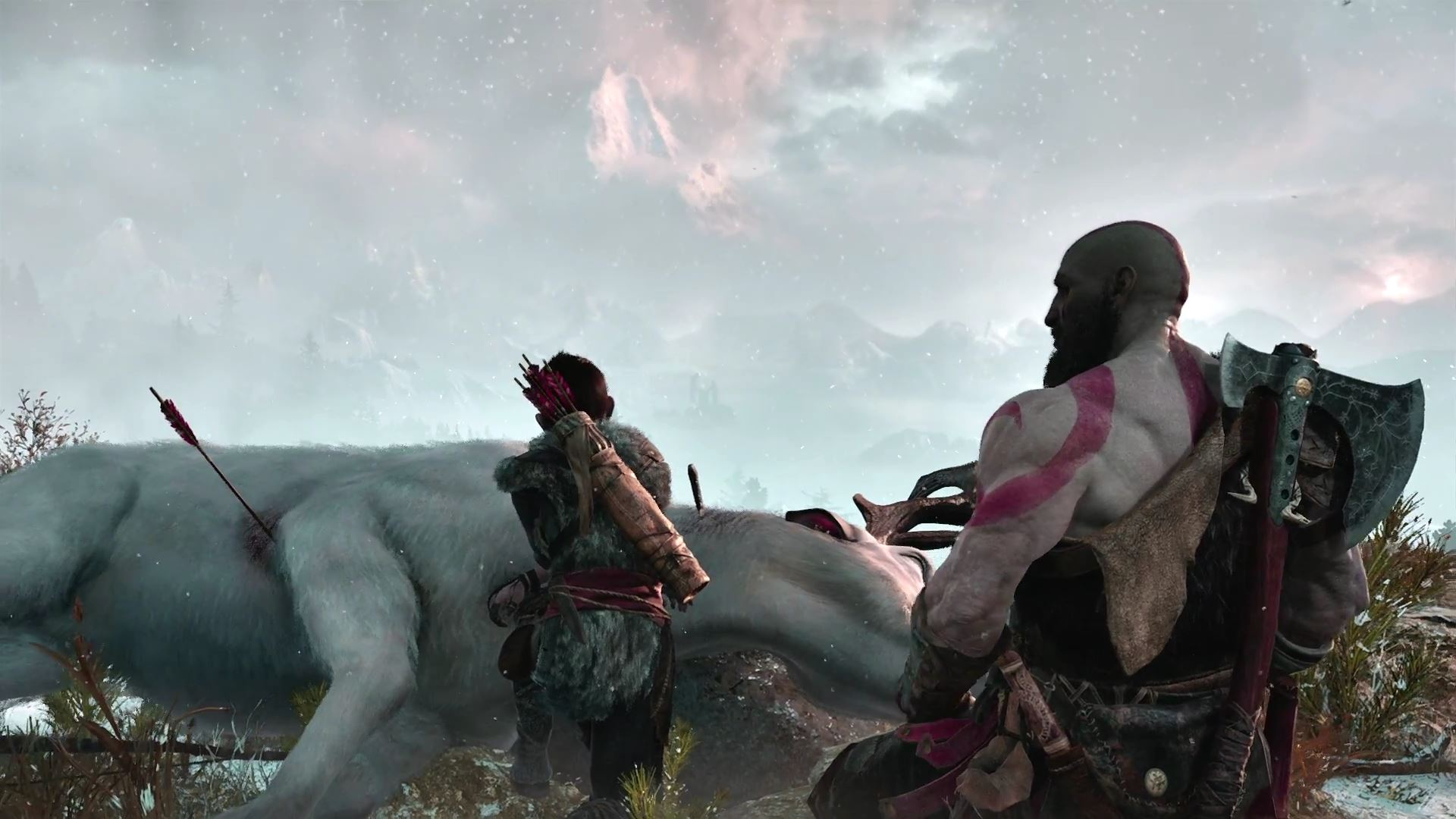 Sony Reveals The New God Of War Less Wires