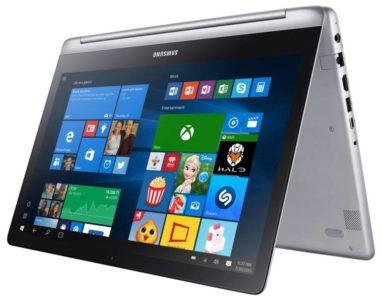 Samsung Notebook 7 Spin com Windows 10