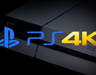 PlayStation 4K poderá ser anunciado no dia 7 de Setembro