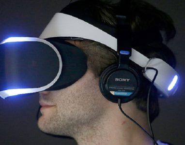 Sony quer trazer filmes e TV para os seus óculos de realidade virtual