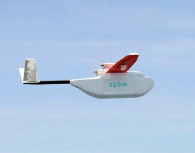 Ruanda tem o primeiro sistema de entrega de sangue por Drones