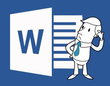 Numerar um ficheiro Word a partir de uma determinada página