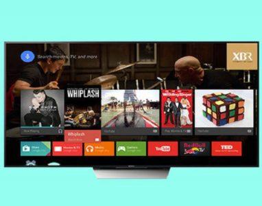 Smart TV com resolução 4K e sistema Android é a nova aposta da Sony