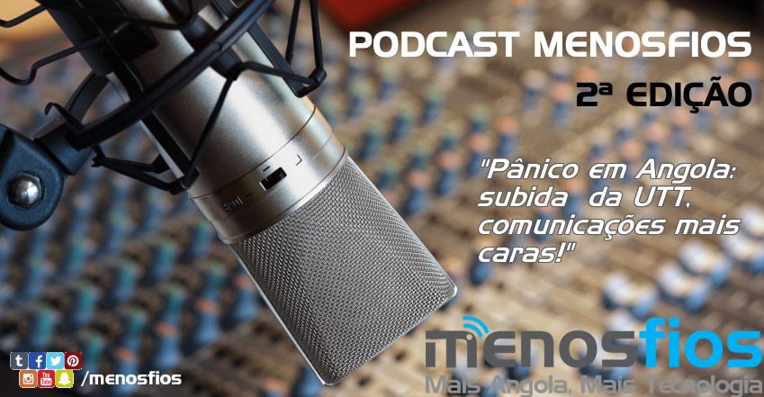 Podcast MenosFios
