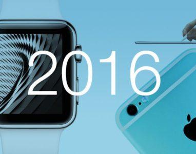 Resumo do hardware que a Apple lançou em 2016