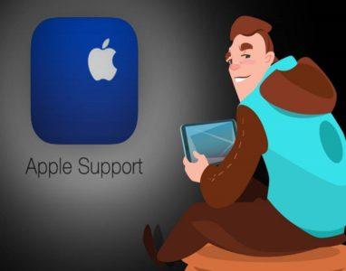 Conheça o novo aplicativo de suporte da Apple