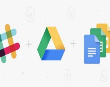 Google e Slack unem-se para melhorar a colaboração no trabalho