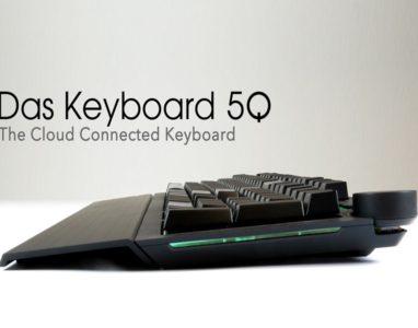 Primeiro teclado ligado à cloud já está a ser vendido