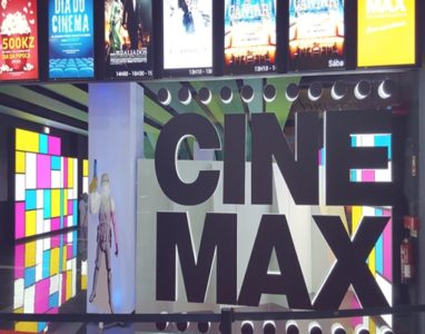 Cinemax reabre salas de cinema do Belas Shopping