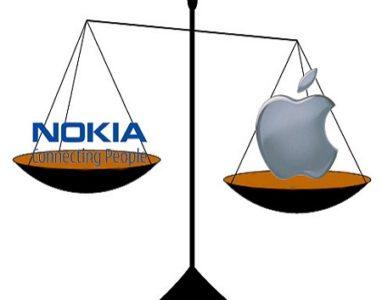 Nokia leva Apple ao tribunal por infracção de patentes