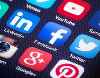 Facebook e Google entre os aplicativos mais utilizados em 2016