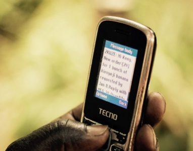 Mastercard construiu um mercado móvel para agricultores na África Oriental
