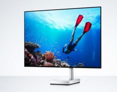 Dell apresenta o monitor mais fino do mundo