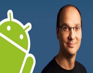 Co-fundador do Android está a criar uma nova empresa e um novo tipo de smartphone