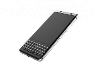 Novo BlackBerry com teclado físico à caminho