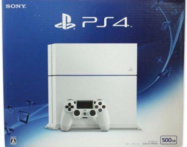 Sony anuncia uma nova versão da Playstation 4