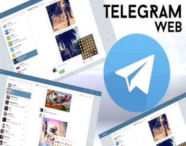 Versão web do Telegram actualizada com novas funcionalidades