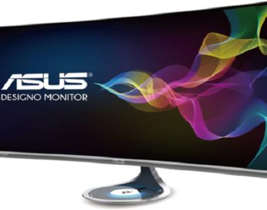 ASUS anuncia novo monitor com carregador sem fio