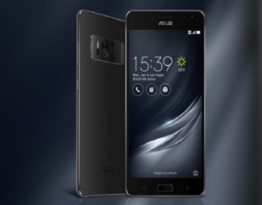Asus apresentou o smartphone Zenfone AR, o primeiro com Google Tango