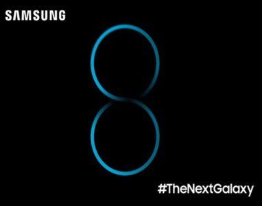 Será este o Samsung Galaxy S8?
