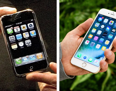 iPhone completa 10 anos, aparelho que revolucionou a indústria dos telemóveis