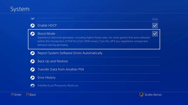 New Playstation 4 update gives support for external hard drive usage