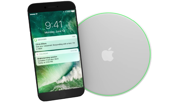 8 iPhone will be waterproof and will have wireless charger | Less wires