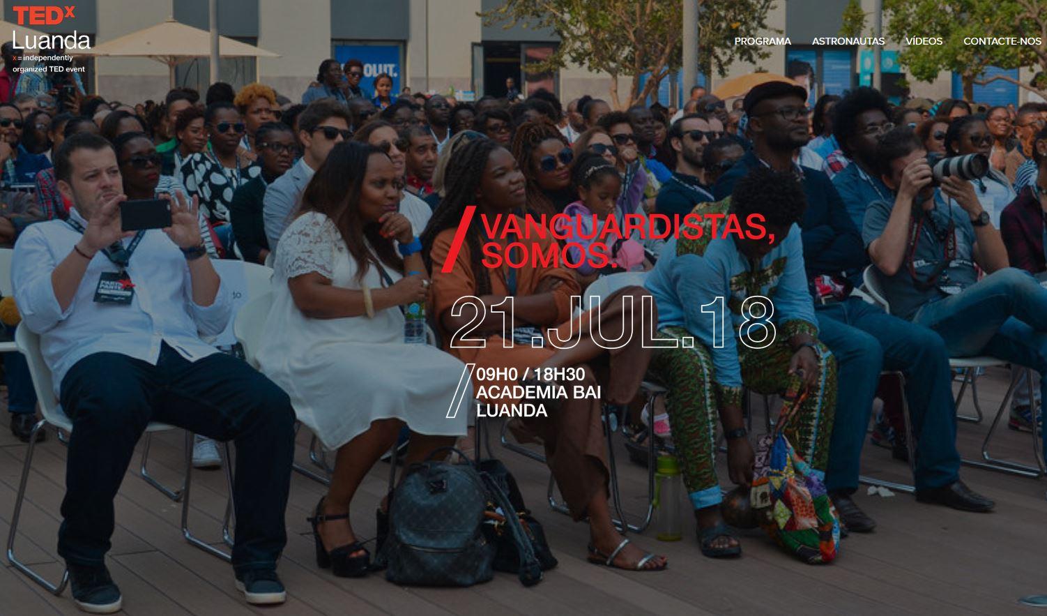 TEDxLuanda 2018