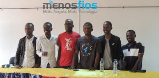 Coding Dojo Angola no Meet.Us()