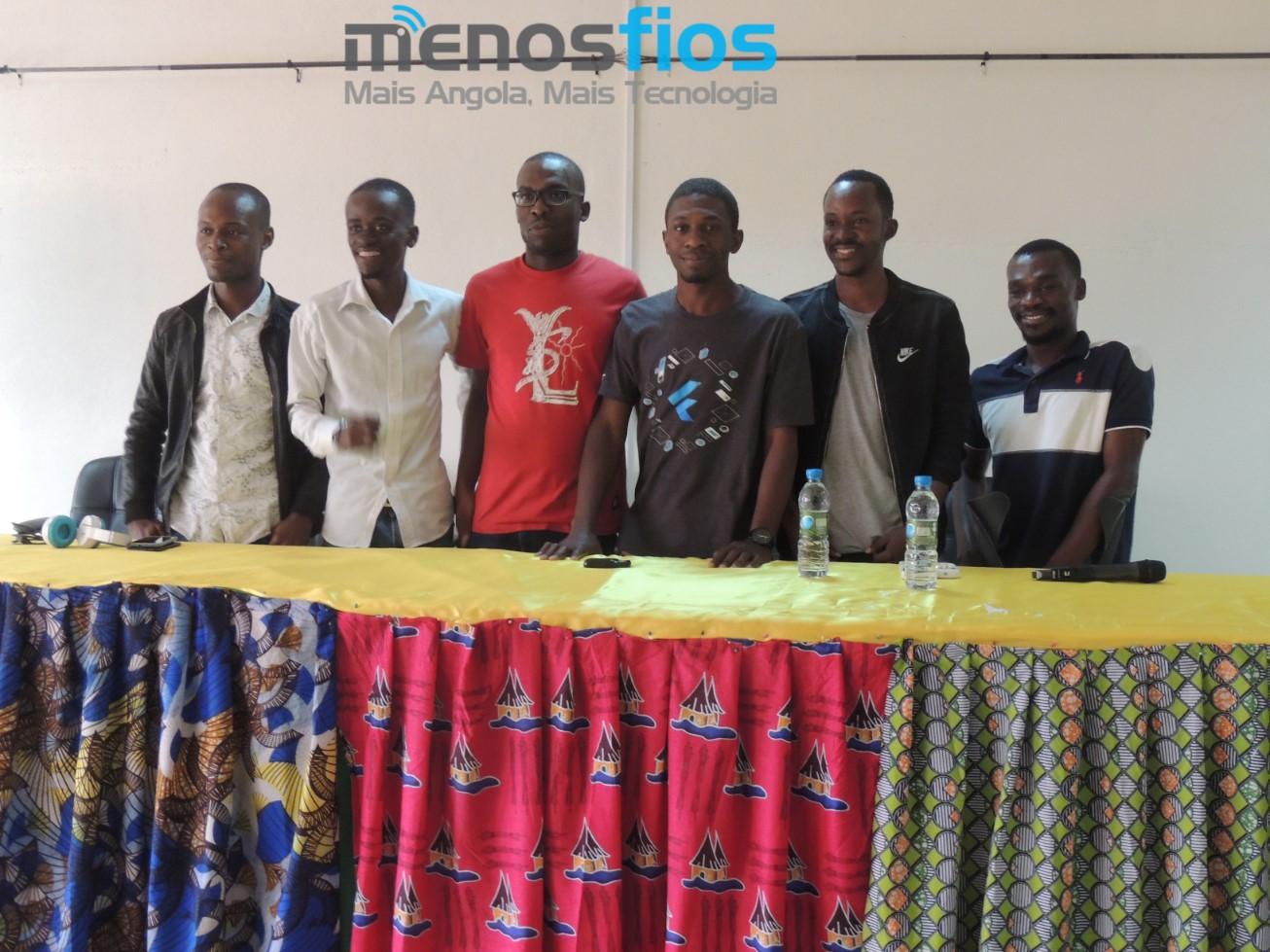Coding Dojo Angola no Meet.Us()
