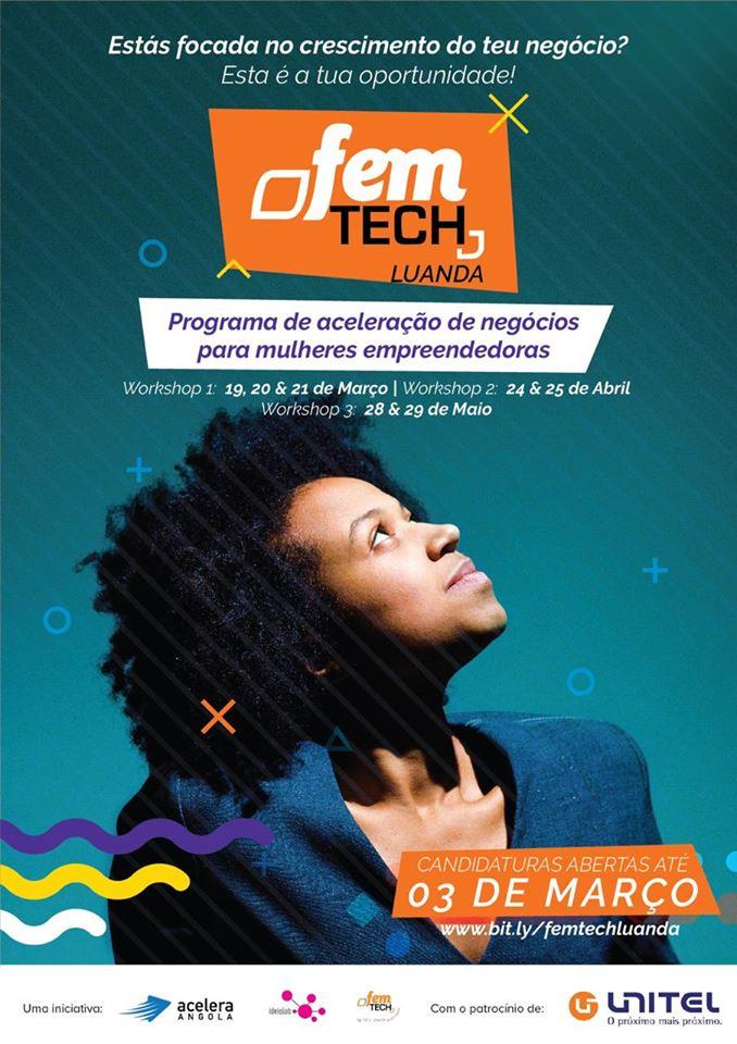 FemTech Luanda