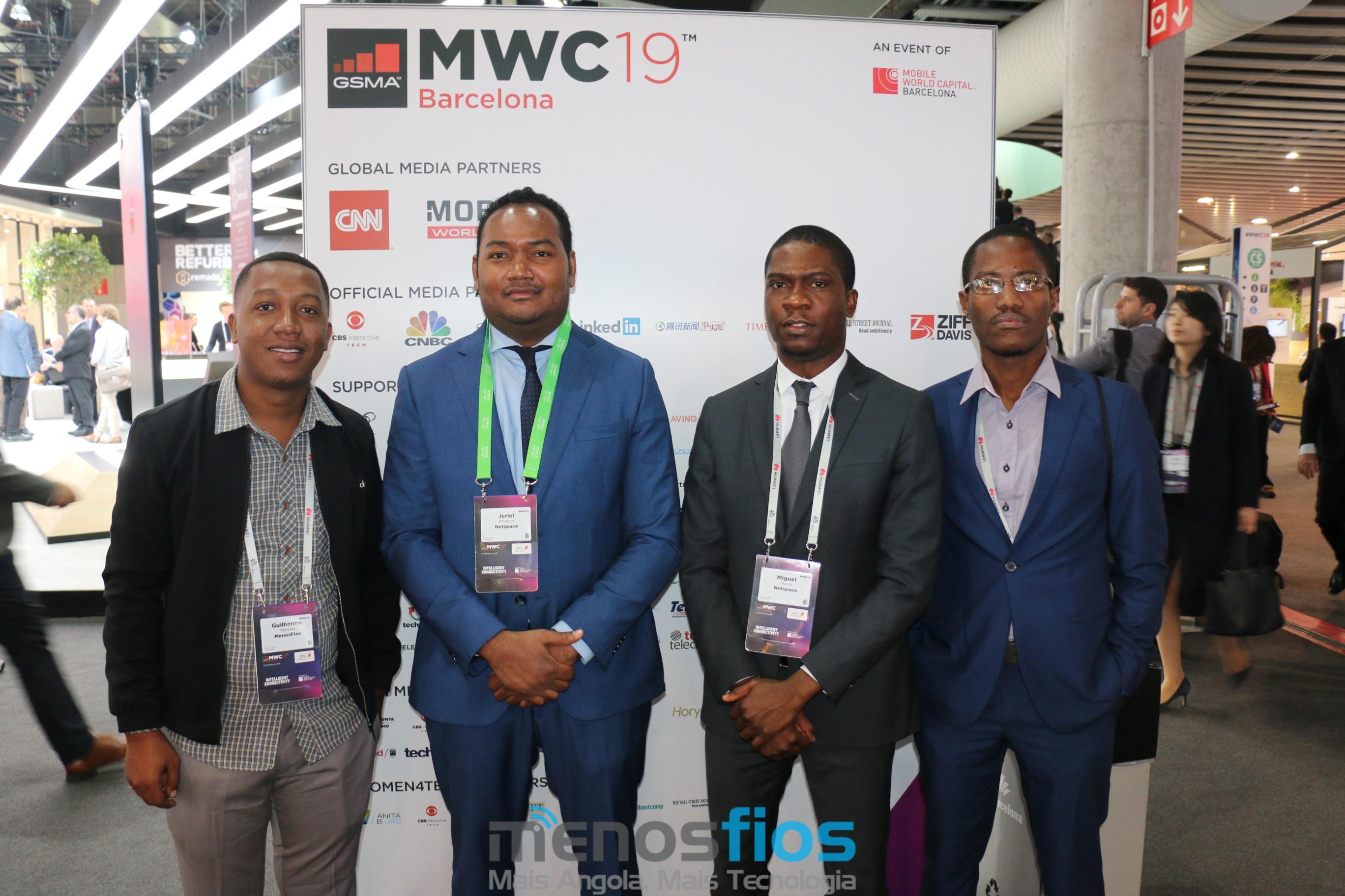 MWC2019 - Angolans