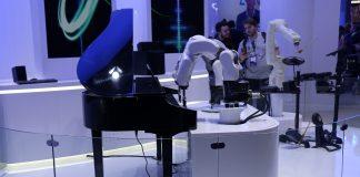 ZTE Music Robot